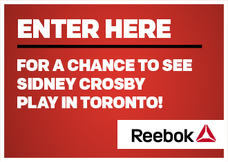 Win a Trip to see Sidney Crosby