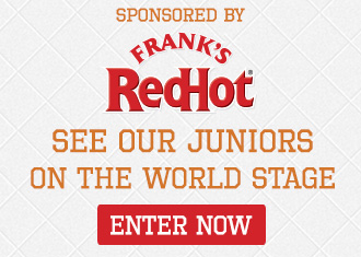 Win A Trip to see our Juniors on the World Stage