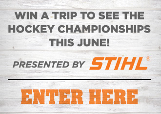 Win A Trip to see the Hockey Championships!
