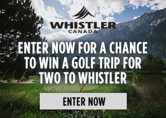 Tourism Whistler Golf Getaway Contest